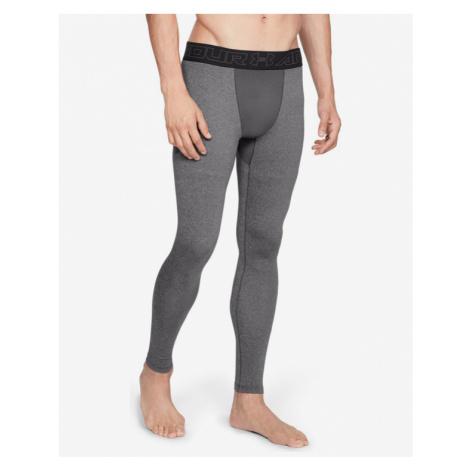 Sivé pánske termo nohavice