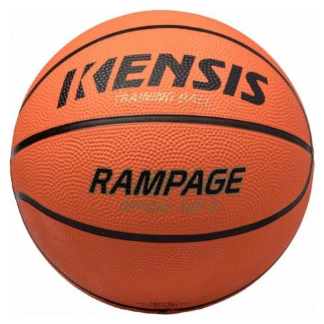 Kensis RAMPAGE6 oranžová - Basketbalová lopta