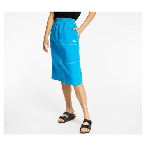 Stüssy Minimal Cargo Skirt Blue Stussy
