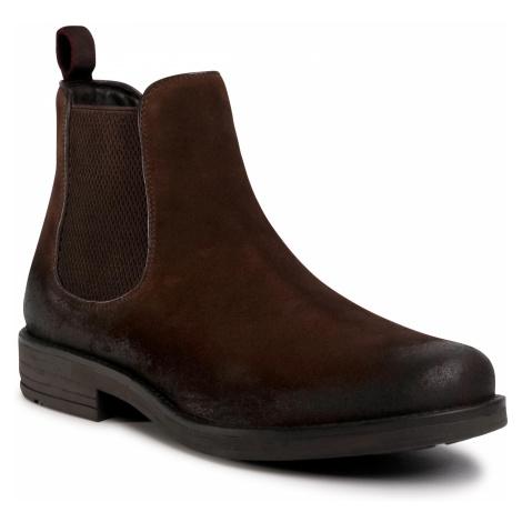 Kotníková obuv s elastickým prvkom LASOCKI FOR MEN