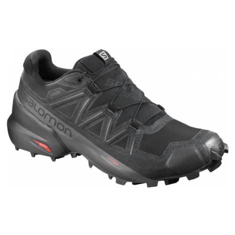 Pánska bežecká obuv Salomon Speedcross 5 GTX čierna