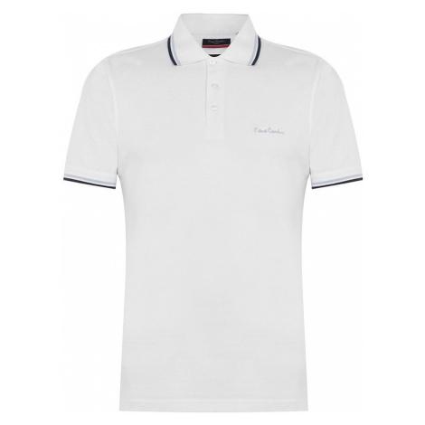 Pánske tričko s golierom Pierre Cardin