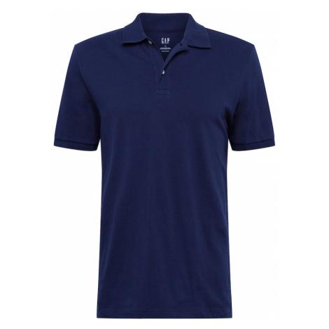GAP Tričko  námornícka modrá