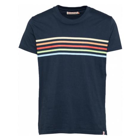 Revolution Tričko  námornícka modrá / zmiešané farby