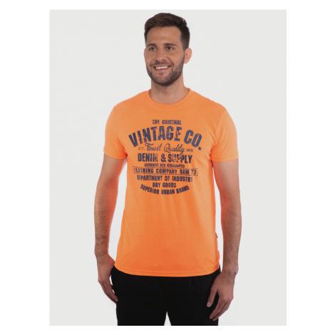 Triko Sam 73 Oranžová