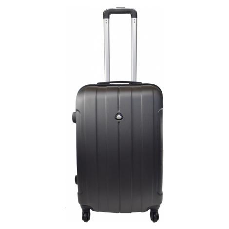 """Semiline Unisex's Suitcase 5456-24 Graphite 24"""""""