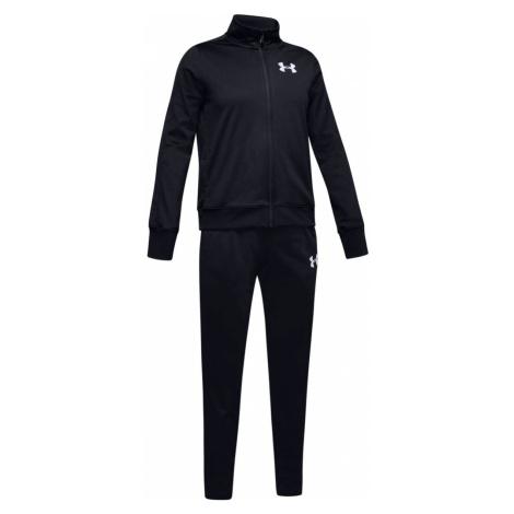 EM Knit Track Suit-BLK Under Armour