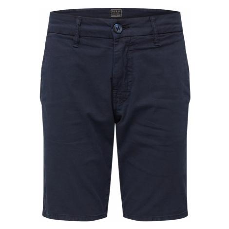 GUESS Chino nohavice 'DANIEL'  námornícka modrá