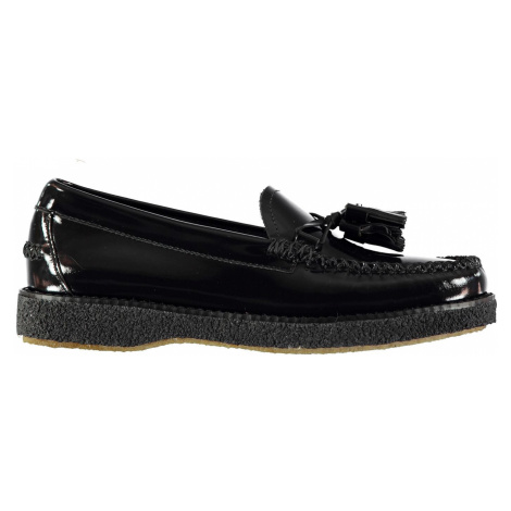 Bass Weejuns Estelle High Shine Loafers Black