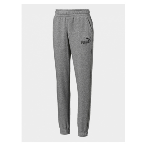 Tepláky Puma Essentials Sweat Pants B Šedá