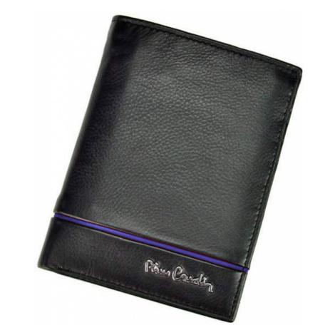 Pánska kožená peňaženka Pierre Cardin TILAK15 331 RFID Modrá