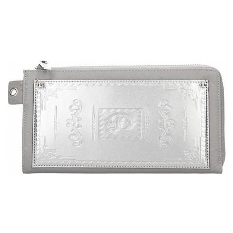 Dámska peňaženka Doca 65200 - strieborná