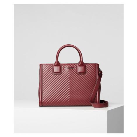 Kabelka Karl Lagerfeld K/Klassik Quilted Top Handle