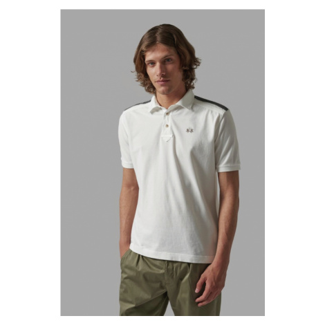 Polokošeľa La Martina Man Polo Short Sleeves Cotton