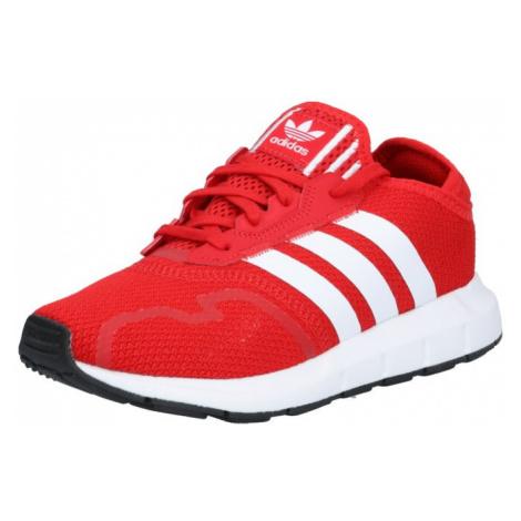 ADIDAS ORIGINALS Tenisky 'SWIFT RUN X C'  červená / biela