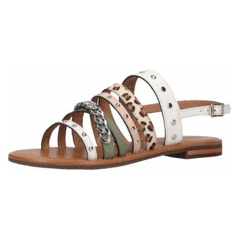 GEOX Remienkové sandále  zmiešané farby