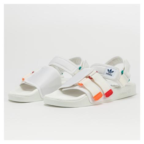 adidas Originals New Adilette Sandal 4.0 cwhite / scarlet / truora