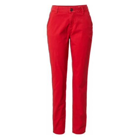 s.Oliver Chino nohavice  červená