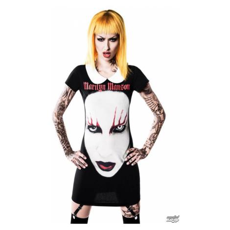 šaty KILLSTAR Marilyn Manson Spell Master Suspender