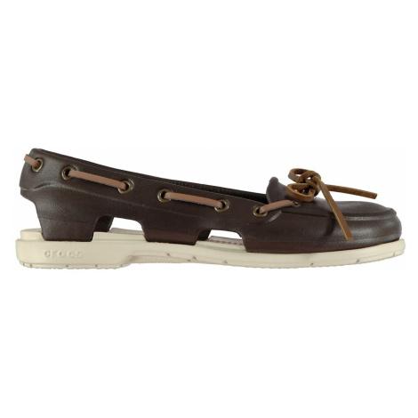 Crocs Ladies Beach Boat Shoes