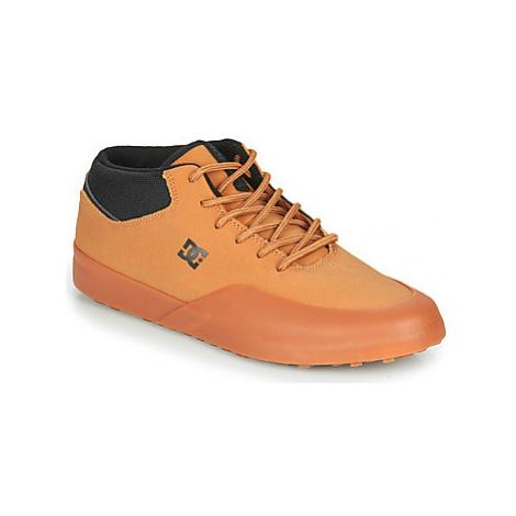 DC Shoes DC INFINITE MID WNT Hnedá
