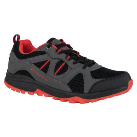 ALPINE PRO REUGEN čierna - Pánska outdoorová obuv
