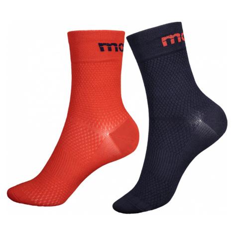 Ponožky Maloja MathonM. červené