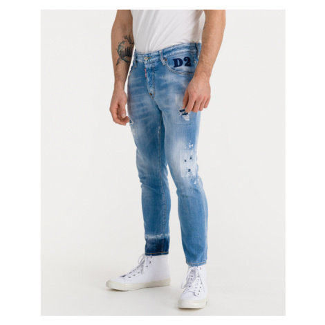 DSQUARED2 Skater Jeans Modrá Dsquared²