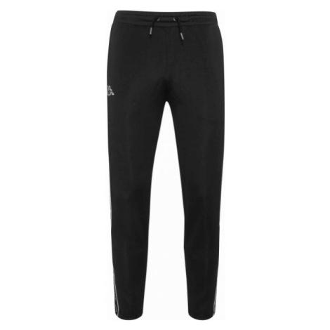 Kappa LOGO TAPE RICCIO čierna - Pánske nohavice