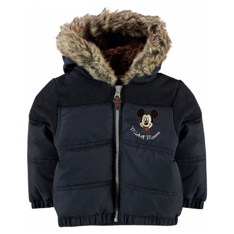 Character Padded Coat Baby Mickey Mouse