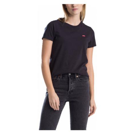Levi's CORE THE PERFECT TEE čierna - Dámske tričko Levi´s