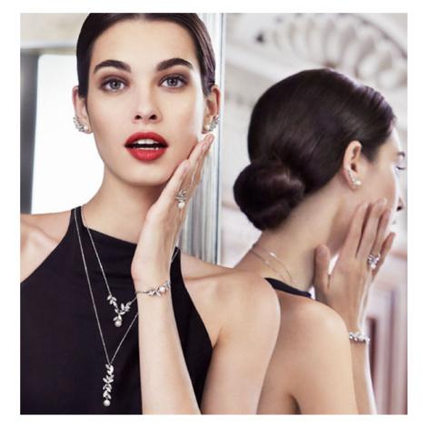 Morellato Oceľový náhrdelník s perlou Gioia SAER19