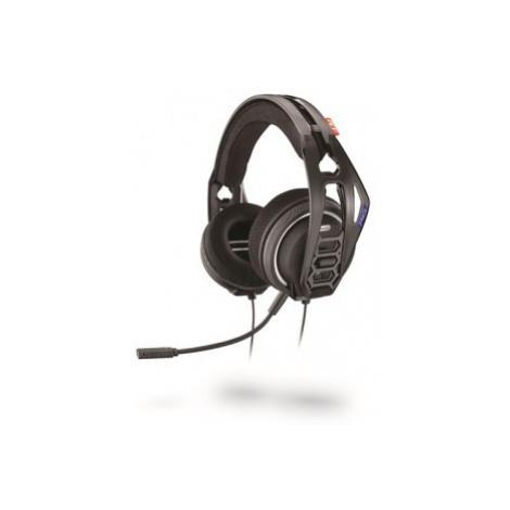 Headset Plantronics RIG 400PC, čierna