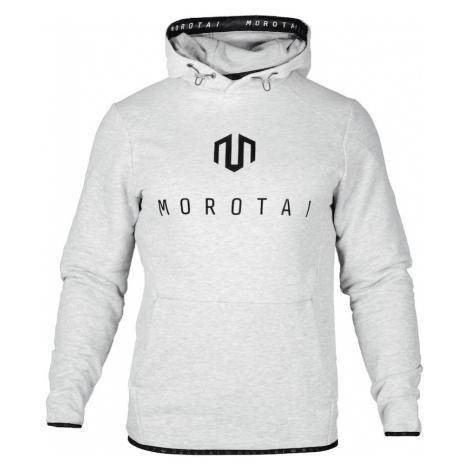 MOROTAI Športový sveter ' NEO Sweathoodie '  svetlosivá