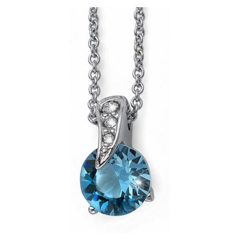 Oliver Weber Jemný náhrdelník s kryštálmi Swarovski Joice 202