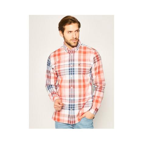 TOMMY HILFIGER Košeľa Large Check Shirt 0PP MW0MW13726 Farebná Regular Fit