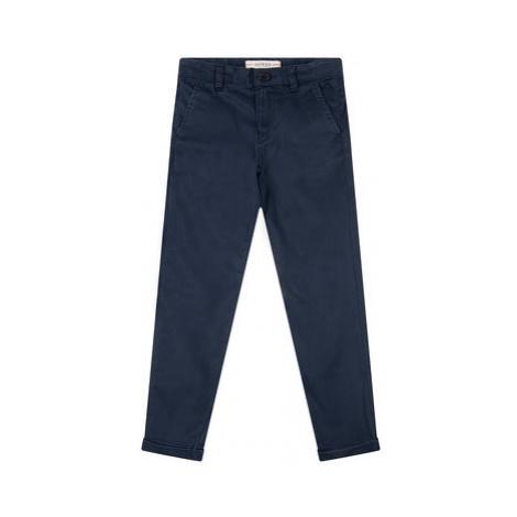 Guess Bavlnené nohavice L01B01 WCQT0 Regular Fit