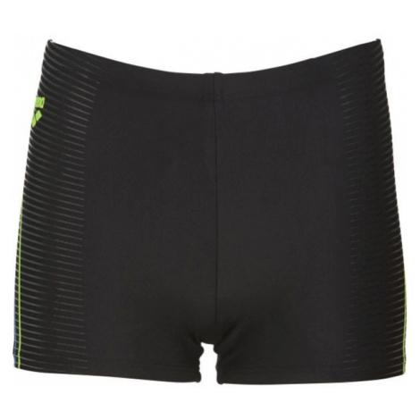 Arena B ROY JR SHORT čierna - Chlapčenské plavecké šortky