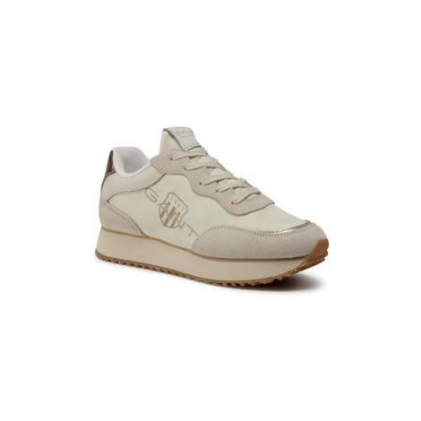 Gant Sneakersy Bevinda 21533839 Béžová
