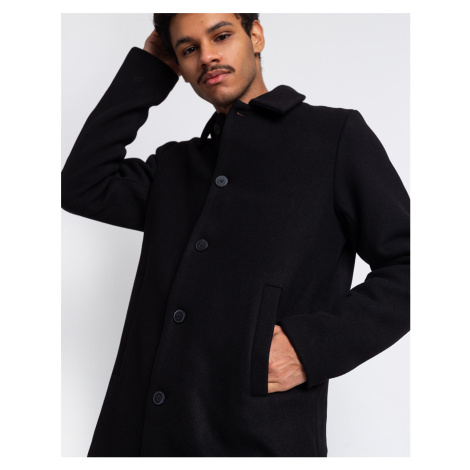Makia Nord Coat Black