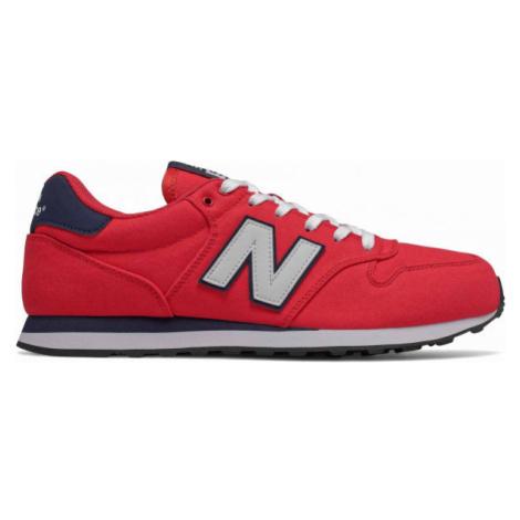 New Balance GM500TSC červená - Pánska voľnočasová obuv