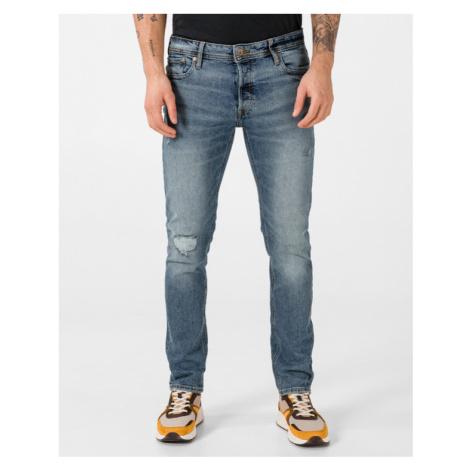Jack & Jones Glenn Jeans Modrá