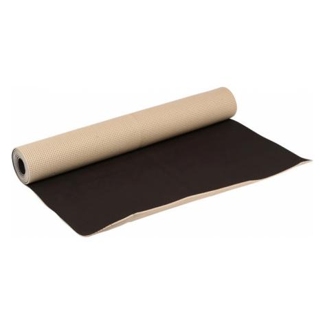 bahé yoga Podložka  tmelová / čierna