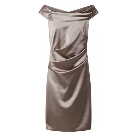 Vera Mont Večerné šaty  tmavošedá
