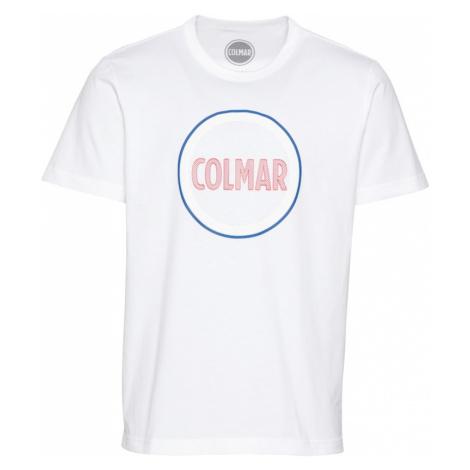 Colmar Tričko  biela / modrá / červená