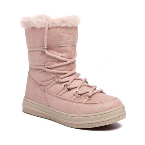 Šnurovacia obuv Nelli Blu CP40-8540Y