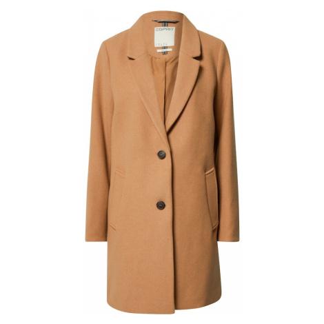 ESPRIT Zimný kabát  farba ťavej srsti