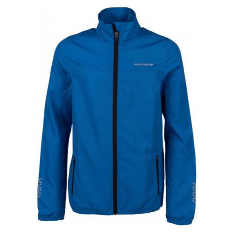 Arcore WYN modrá - Detská bežecká bunda