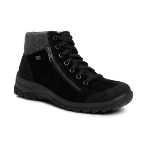 Šnurovacia obuv Rieker L7132-01