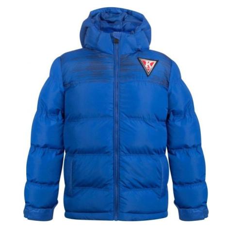 Kappa LOGO ALETRID modrá - Detská zimná bunda